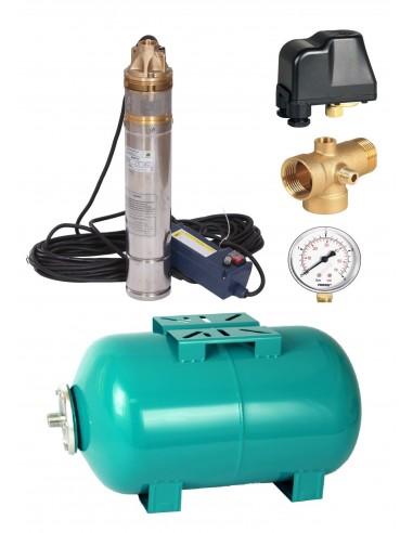 Kit complet pompa submersibila in...