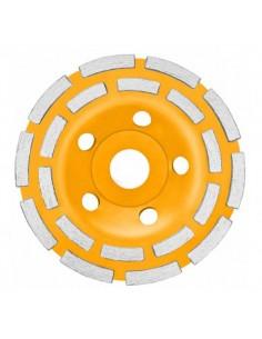 Disc diamantat 125 mm, cu 2...