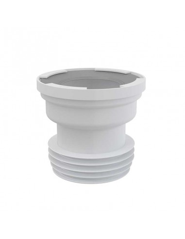 Racord drept, Ø110 mm, WC, AlcaPLAST