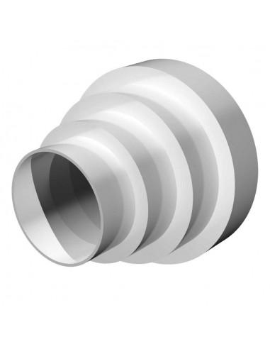 Reductie plastic pentru ventilatie,...