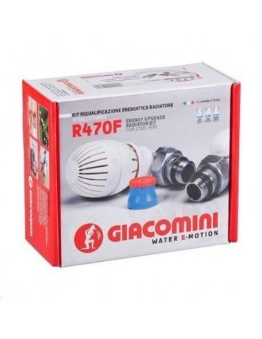 "Set robinet termostatat 1/2"" Giacomini"