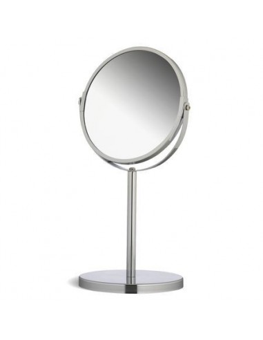 Oglinda cosmetica cu picior si lupa...